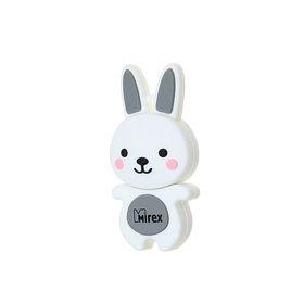 "Подарочная USB-флешка 4 Gb Mirex RABBIT GREY, ""кролик"""