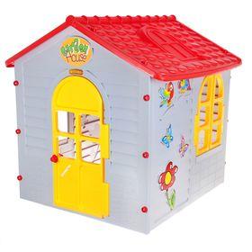 Детский игровой домик 'Маленький', цвет серый Ош