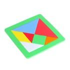 Puzzle Tangram 12*12 MIX