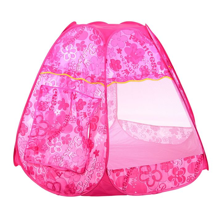 Палатка детская игровая «Принцесса», 100х100х103