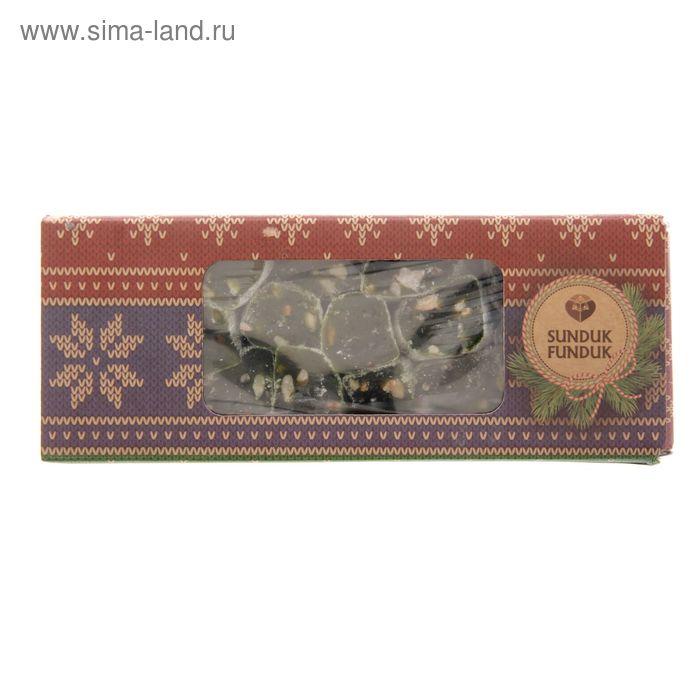 Лукум фитиль с ароматом киви и арахисом ТМ Sunduk Funduk 220 гр