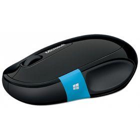 Мышь Microsoft Sculpt Comfort, bluetooth, оптическая,  1000 dpi, черная Ош