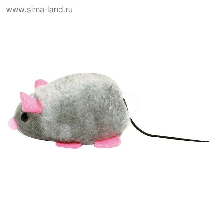 Мышка вибрирующая, 8 см