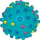 Игрушка для собак Мячик-мина, диам. 9 см, винил