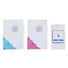 Wireless doorbell LuazON LZDV-02-03, 2nd call, mix