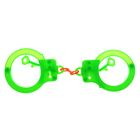 Handcuffs with keys, MIX colors