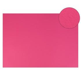 Картон цветной, двусторонний: текстурный/гладкий, 700 х 500 мм, Sadipal Fabriano Elle Erre, 220 г/м, розовый