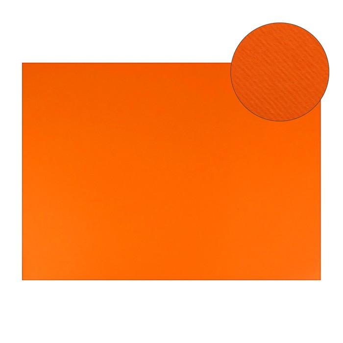 Картон цветной текстурный 700*500 мм Sadipal Fabriano Elle Erre 220 г/м Aragosta F42450726