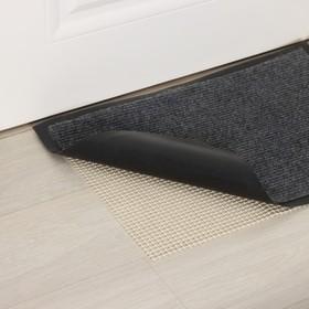 Подложка под ковёр противоскользящая 45×150 см, цвет белый
