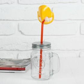 Трубочка для коктейля «Клювик»
