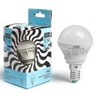 Лампа светодиодная Luazon Е14 3W 4200К