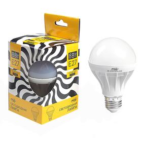 Лампа светодиодная Luazon Е27 8W 2700К