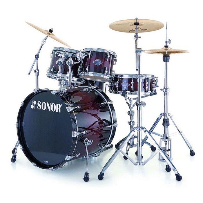 Барабанная установка Sonor 17220636 SEF 11 Jungle Set WM 13008 Select Force