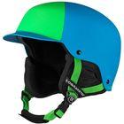 Шлем Los Raketos Spark neon green blue L FW17