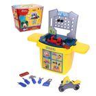 """Игровой набор """"Набор строителя"""", Микки и его друзья, 27 предметов"""