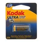 Батарейка алкалиновая Kodak Ultra, А23, блистер, 1шт.