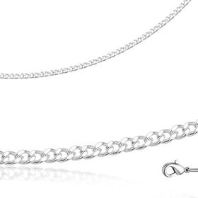 Chain silver plating