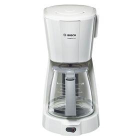 Кофеварка Bosch TKA 3A031, капельная, 1100 Вт, 1.25 л, белая