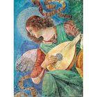 Пазл «Ангел музыкант», 500 деталей