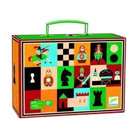 Настольная игра «Шахматы и шашки»