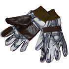 Перчатки охотника, цвет белый лес, размер XL-XXL