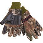 Перчатки охотника, цвет лес, размер XL-XXL