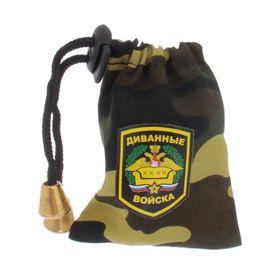 """Набор стопок в мешке """"Диванный войска"""", 30 мл, 3 шт. - фото 1669630"""