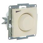 Диммер поворотный ABB Cosmo, 800 Вт, с подсвветкой, кремовый, 619-010300-192