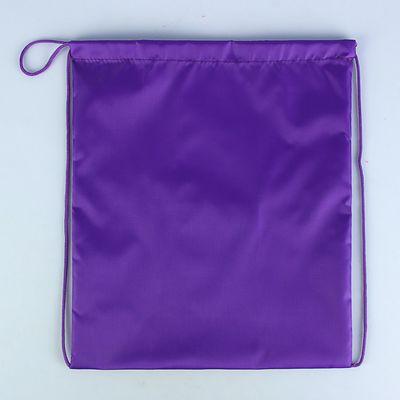 Сумка для сменной обуви 420×340 мм, фиолетовая