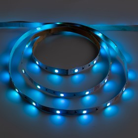Светодиодная лента Volpe, SMD5050, 5 м. IP20, 30LED, 7.2 Вт/м, RGB