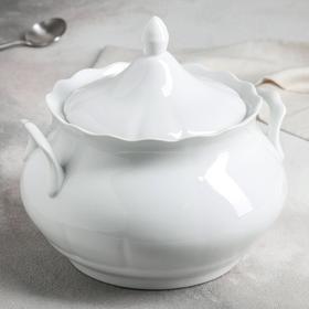 Супница «Бельё», 3 л