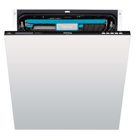 Посудомоечная машина Körting KDI 60165, класс А++, 14 комплектов, 8 программ, цифр. дисплей