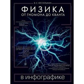 Физика в инфографике: от гномона до кванта. Кессельман В. С.