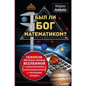 Был ли Бог математиком? Галопом по божественной Вселенной с калькулятором, штангенциркулем и таблицами Брадиса. Ливио М.