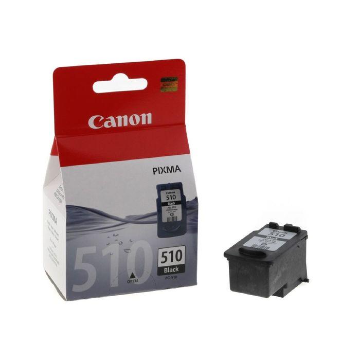 Картридж струйный Canon PG-510 2970B007 черный для Canon MP240/MP260/MP480