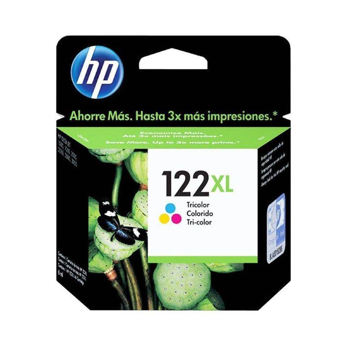 Картридж струйный HP 122XL CH564HE многоцветный для HP DJ 1050A/2050A/3000 (330стр.)