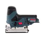 Лобзик Bosch GST 12V-70 Professional (06015A1001), аккумуляторный, БЕЗ АКК, 12В