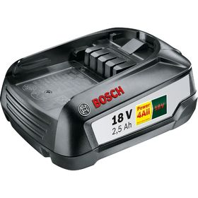 Аккумуляторный блок Bosch 1600A005B0, 18 B, Li-ion, 2.5 А/ч