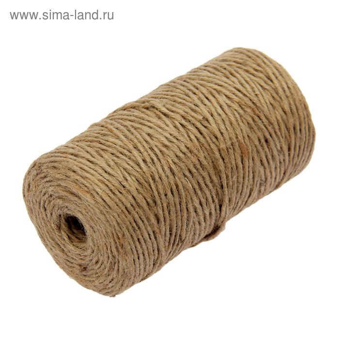 Шпагат льняной 3,34 текс (0,5 кг)