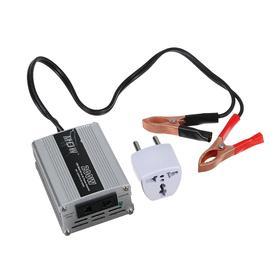 Преобразователь напряжения 12/220 В, мощность 200 Вт, USB выход Ош
