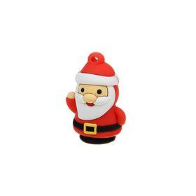 Подарочная USB-флешка Smartbuy 8GB NY series Santa-S
