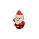 Подарочная USB-флешка Smartbuy 16GB NY series Santa-S
