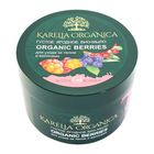 Густое ягодное био-мыло Karelia Organica BERRIES для тела и волос, 500 мл