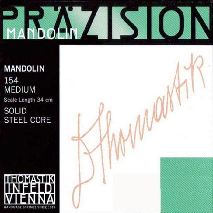 Комплект струн для мандолины Thomastik 154 Precision