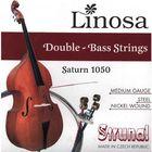 Комплект струн для контрабаса Strunal 1050-4/4 Saturn Linosa