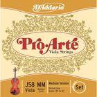 Комплект струн для альта D`Addario J58-MM PROARTE