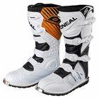 Мотоботы кроссовые Rider Boot, белые, 43