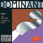 Комплект струн для альта Thomastik 141 Dominant размером 4/4, среднее натяжение