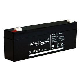 Аккумуляторная батарея Security Force SF 12022, 12 В, 2.2 Ач Ош