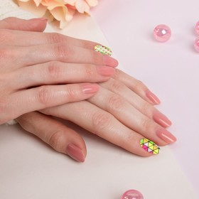 "Nail art ""Neon"", MIX colors"